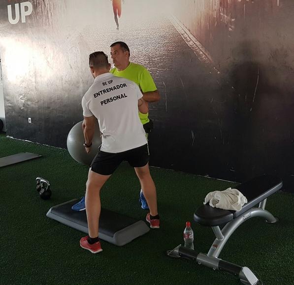Clases de pilates personalizadas: Servicios de Rubén Navarro Entrenador