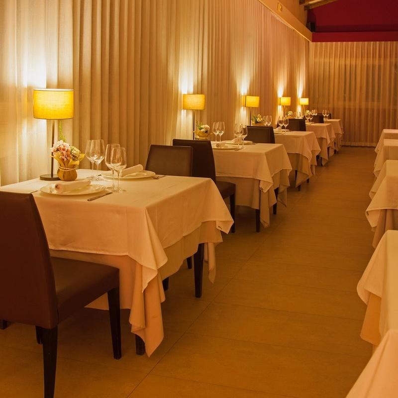 Restaurante : Nuestros servicios de Aldea Roqueta