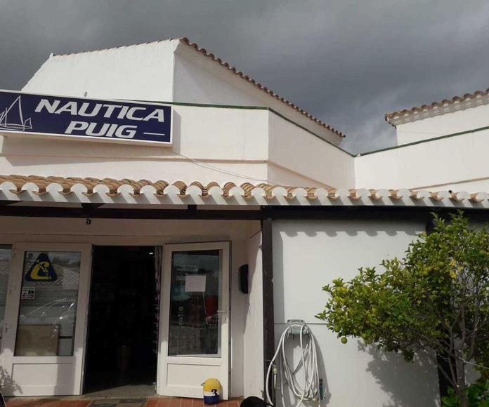 NAUTICAPUIG SHOP: Productos y servicios de Náutica Puig