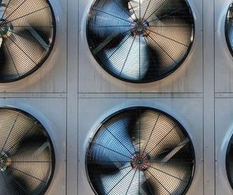 Climatización: Productos de Reus Fred, S.L.