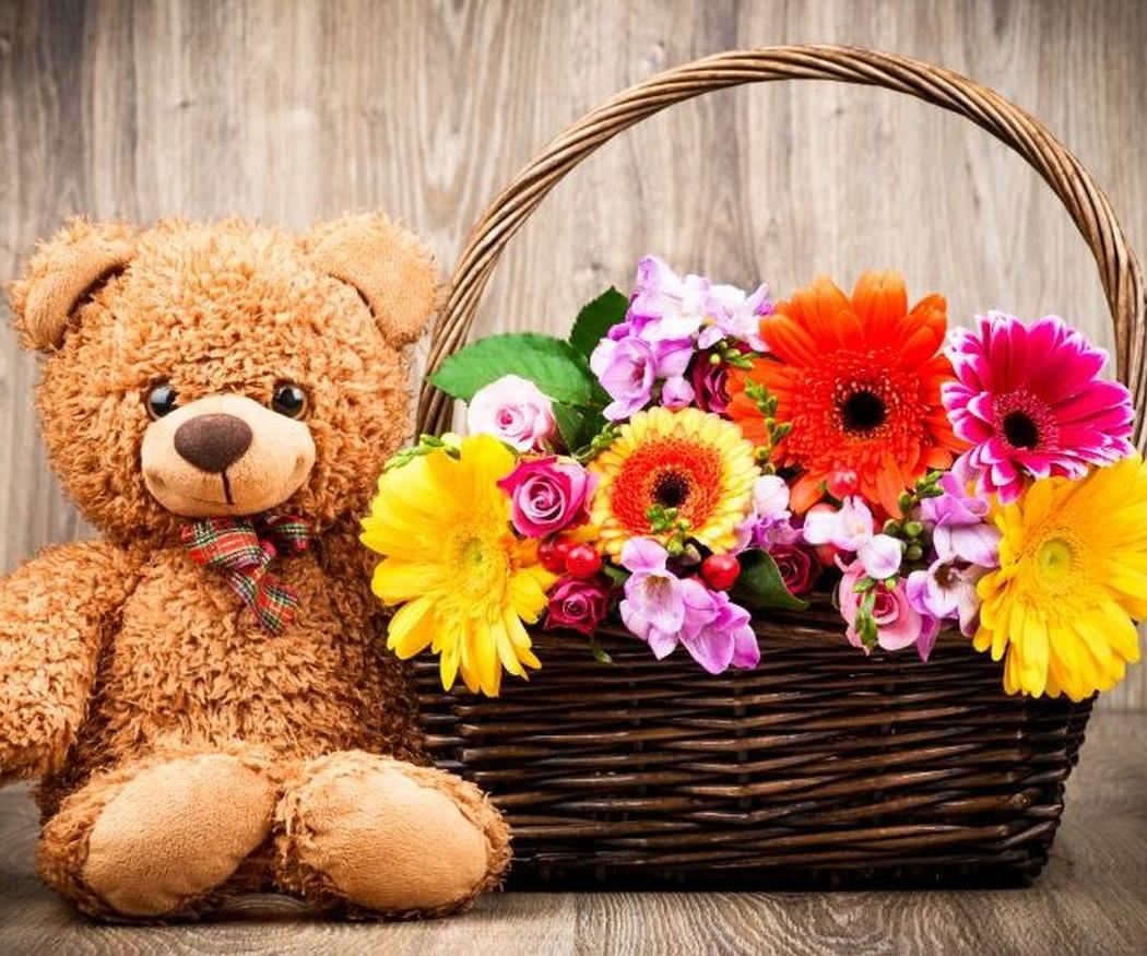 Flores para el nacimiento de un bebé