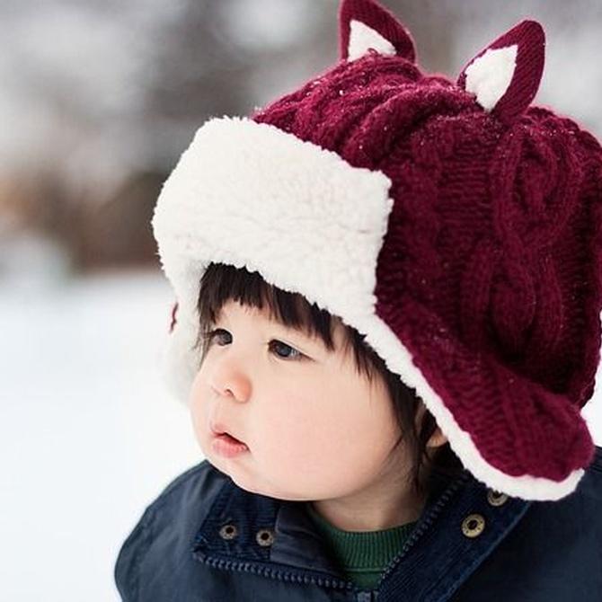 El primer invierno de tu bebé