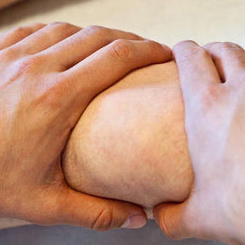 Osteopatía: Servicios de Centro Om Zentroa