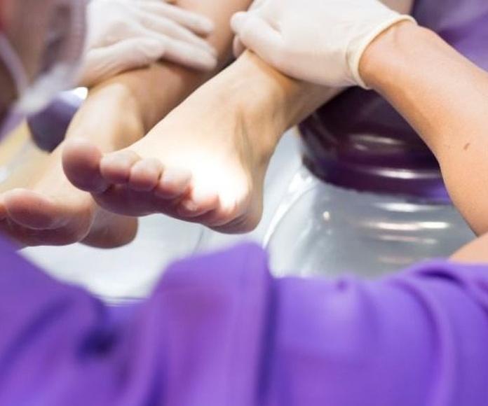 Consejos para un buen cuidado de tus pies
