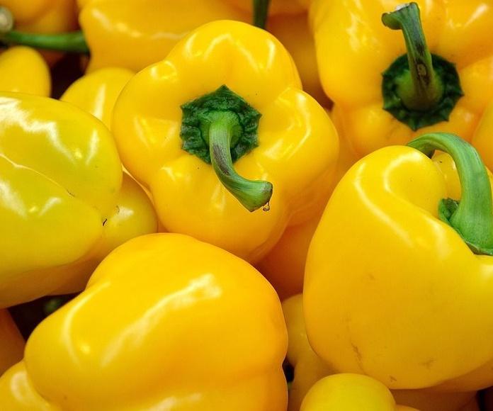 Pimiento amarillo: Productos de Mundifruit
