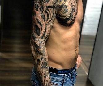 PABLÖ SÁNCHEZ TATTOO: Tatuajes de Verger Tattoo