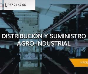 Rodamientos lineales en Albacete