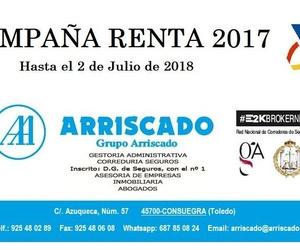 CAMPAÑA RENTA 2017
