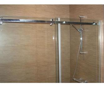 Frentes de armario: Productos y servicios   de Aluminios Álamo