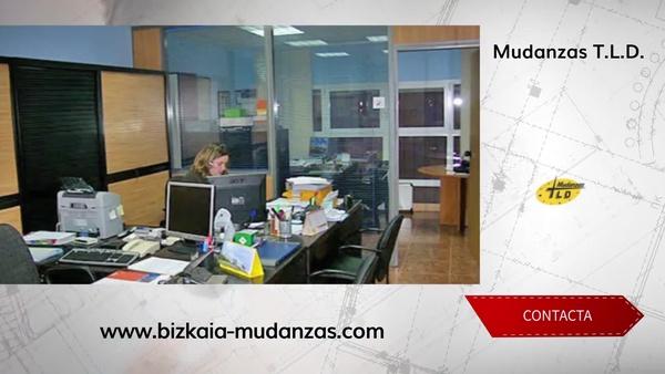 Mudanzas con elevador en Bizkaia a unos precios muy ajustados contratando los servicios de Mudanzas TLD