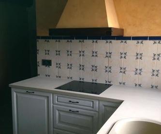 Parquet y tarima: Servicios de Cocinas y Carpintería Pons