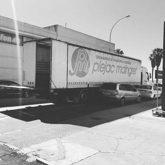 Transporte de grandes cargas Cádiz
