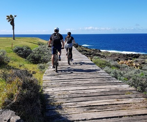 Bike routes in Tenerife