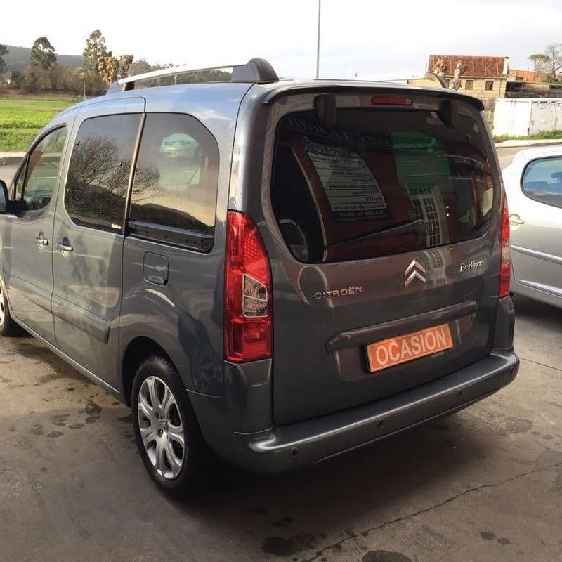 Citroën Berlingo 1.6HDI 110CV Multiespace: Vehículos de ocasión de OCASIÓN A LAGOA