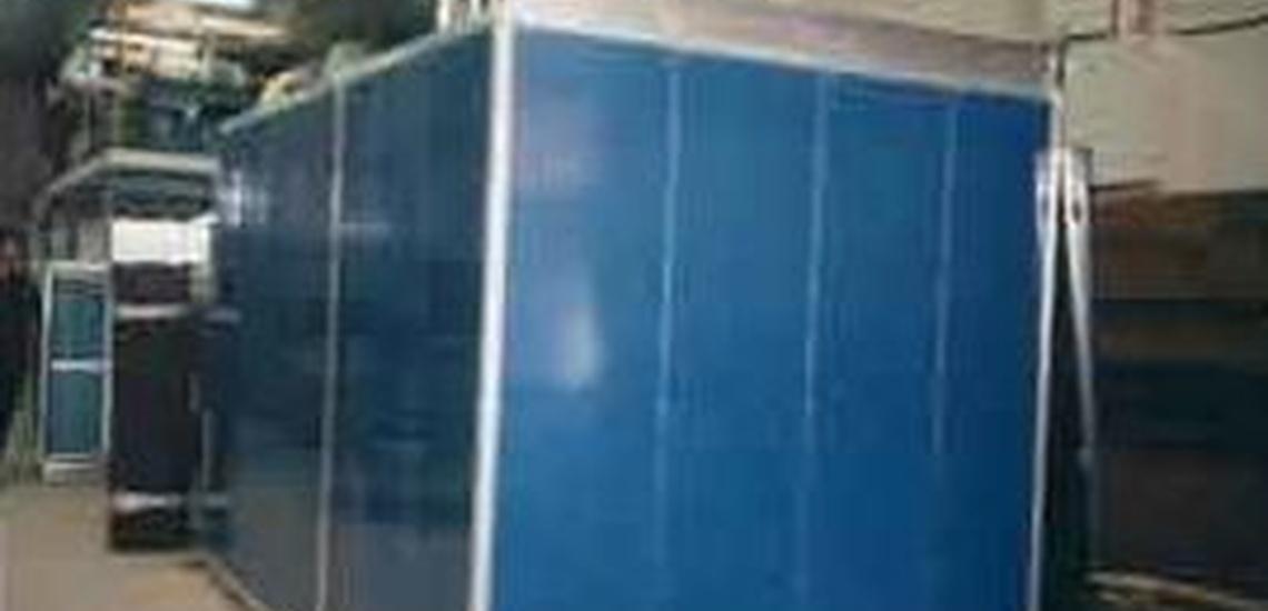 Depuradores para grasas en l'Eixample, Barcelona, y ventilación de gran caudal