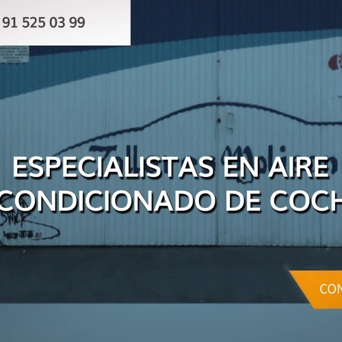 Reparación aire acondicionado de coche en Carabanchel, Madrid