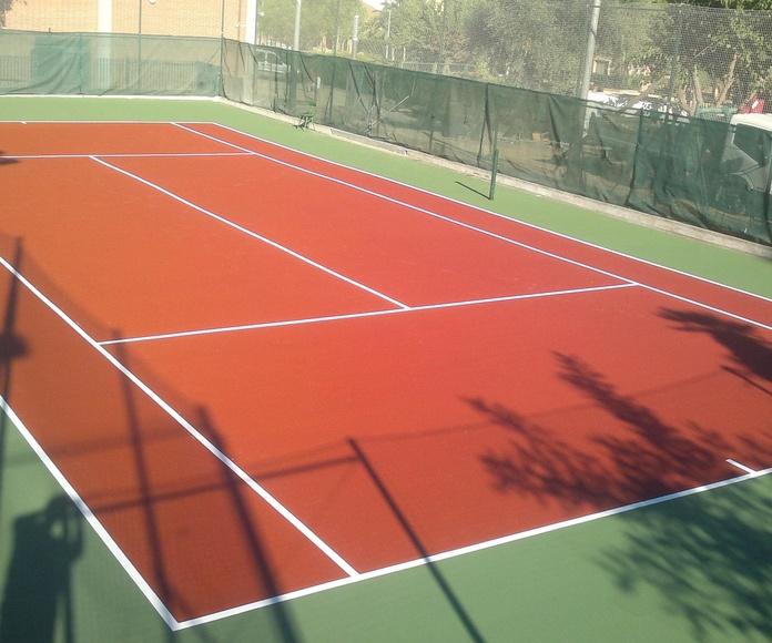 Instalaciones deportivas: Obras realizadas de Paviasfalt