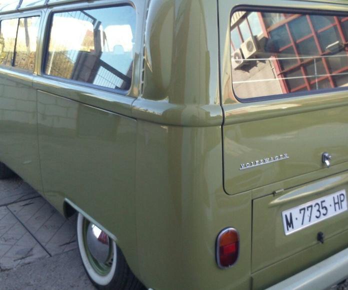 talleres que restauren coches en Valdemoro