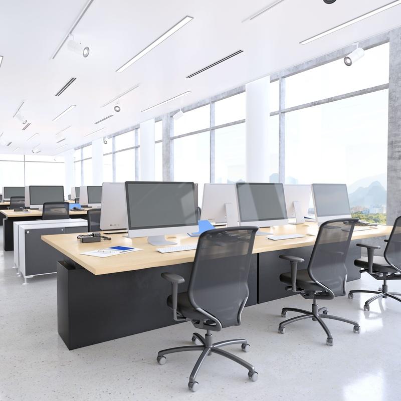 Limpieza  de negocios: Servicios de LIMPIEZAS GRAN MERLÍN