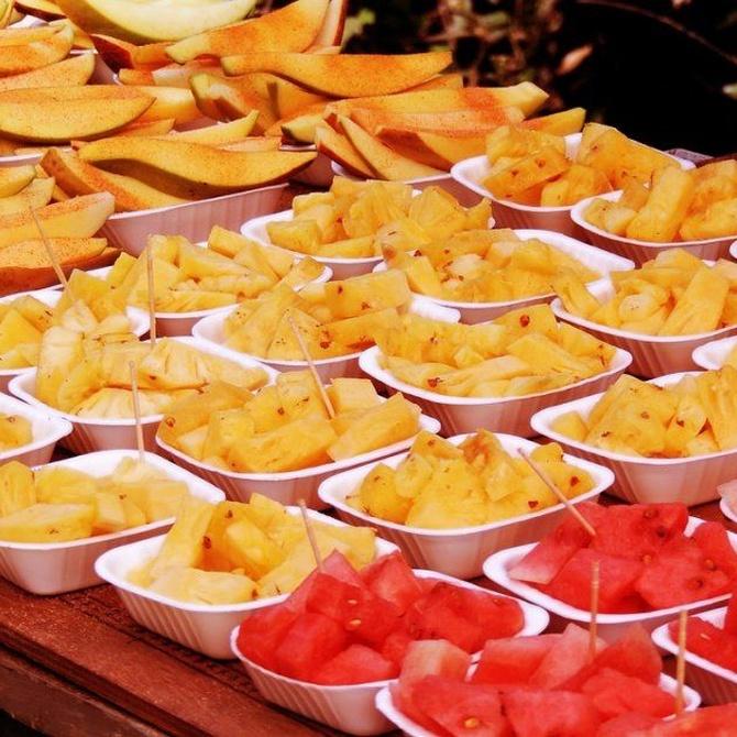Ventajas de los alimentos ecológicos