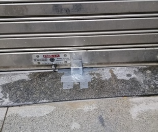 Cerraduras para persianas enrollables