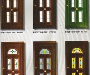 Puertas de Calle: Ventanas y Persianas Persiplast