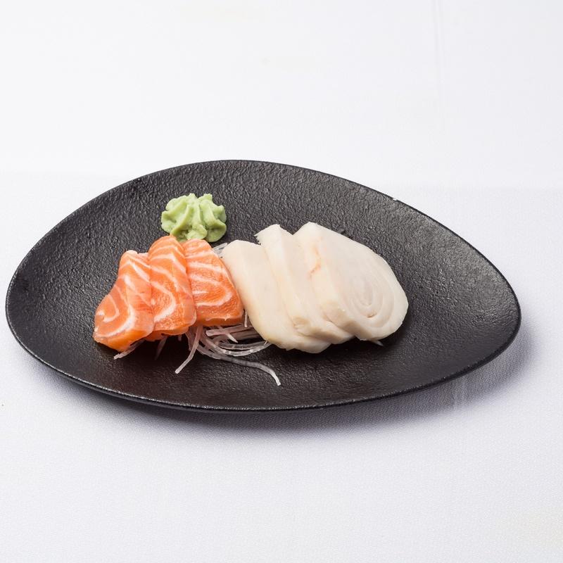 Sashimi duo: Carta of Restaurante Sowu