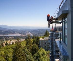 Algunos trabajos verticales necesarios en los edificios