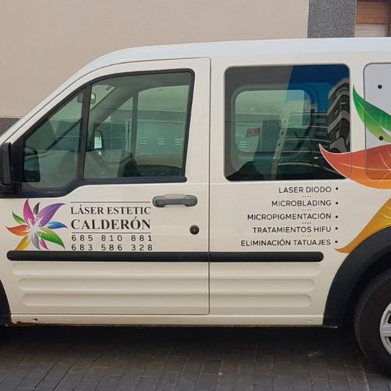 Exportación compartida: Servicios de Patri Calderón Estetic