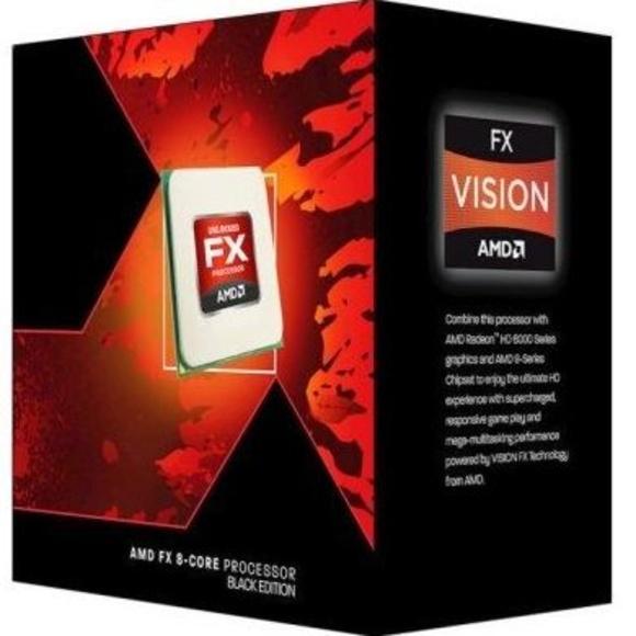 AMD FX-8350 4 Ghz 16MEG (8L2 + 8L3) AM3+ : Productos y Servicios de Stylepc