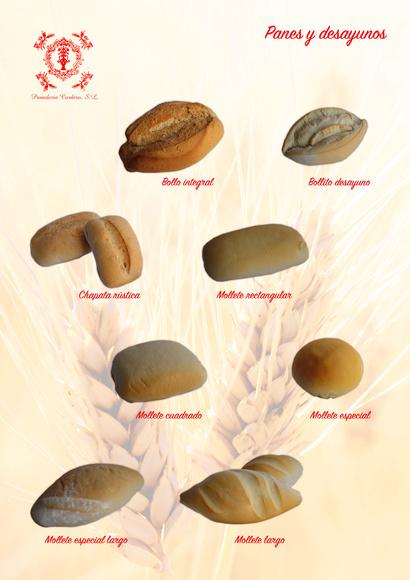 Panes de desayuno 1