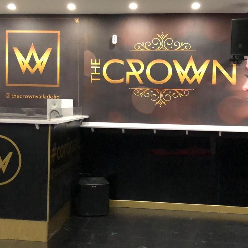 Zona Vip: Servicios de The Crown Valladolid