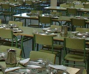 Comedor de nuestro colegio en Santander