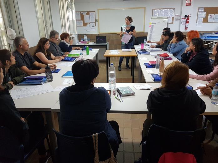 Recursos sociales y comunitarios para PCD  - Acompañamiento de PCD : Proyectos y Servicios de Asociación Domitila
