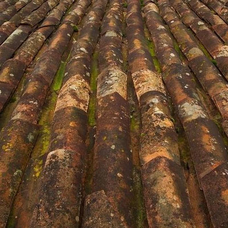 Cubiertas y tejados: Servicios  de Construcciones Seijas Enríquez