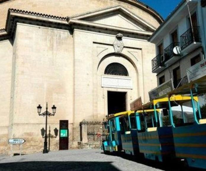 Iglesia de la Encarnación: Rutas de Ruta turística Montefrío