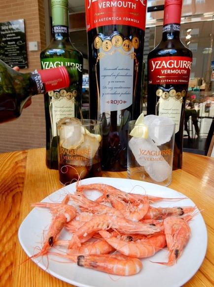 Degustación Vermouth Yzaguirre en Solo del Mar