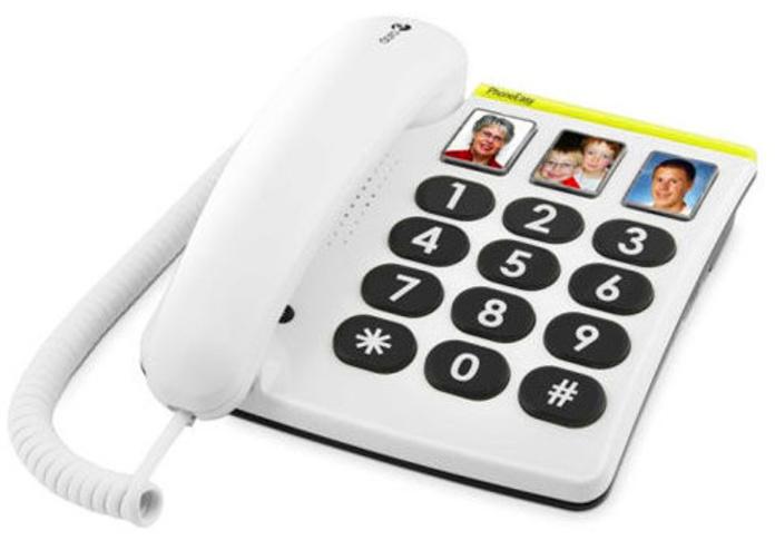 Teléfono fijo con teclas grandes Asturias