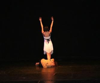 Danza española infantil:  Horarios y disciplinas de Estudio de Danza Stylo