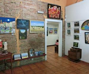 Exposición de Arte Naif