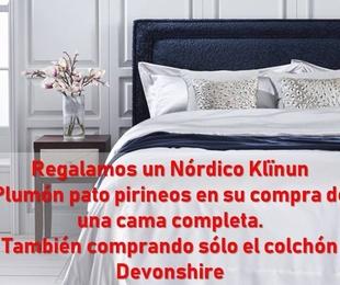 Oferta colchón Devonshire