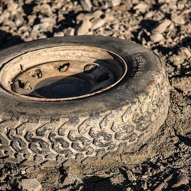 Alternativas a la rueda de repuesto