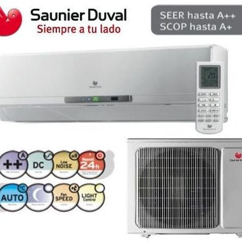 Saunier Duval SDH 17-035NW: Productos de Cold & Heat Soluciones Energéticas
