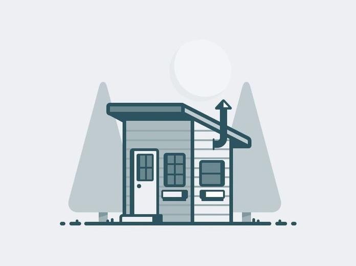 La casa pequeña: Una parábola para ver la vida con otros ojos