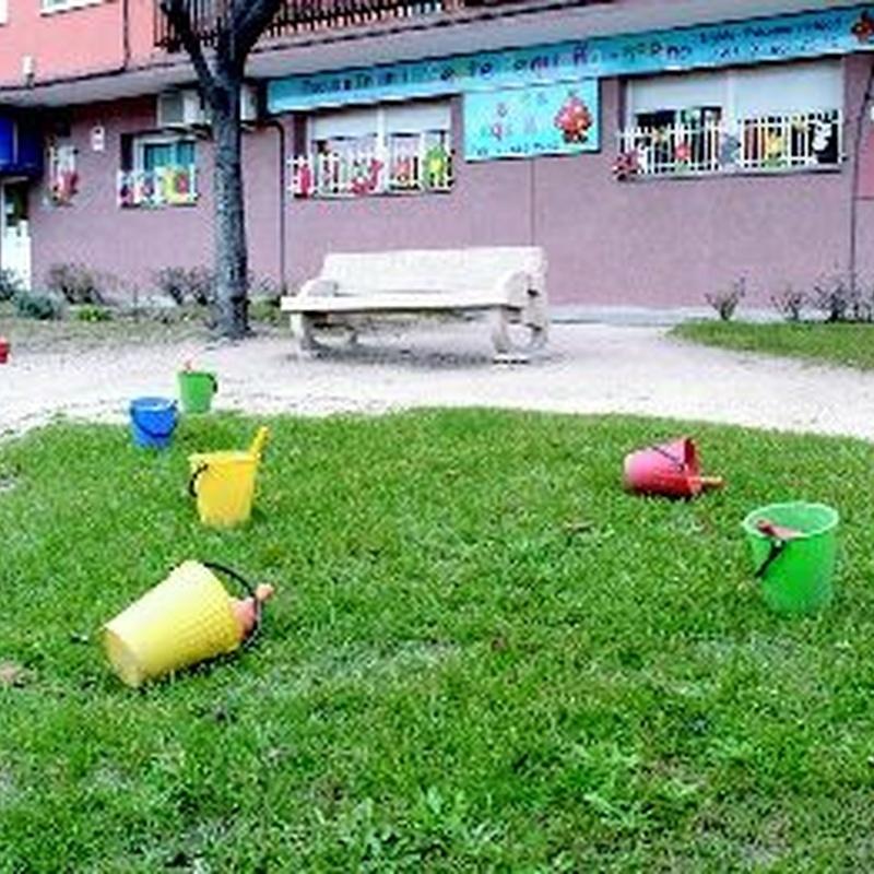 Instalaciones: Catálogo de Centro Infantil Gente Pequeña
