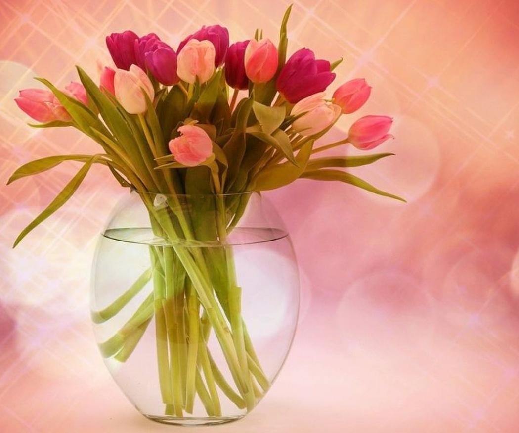 Sencillos trucos para alargar la vida de las flores en tu casa