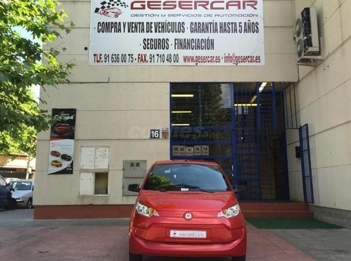Aixam Minauto GT 2016: Servicios de Gesercar