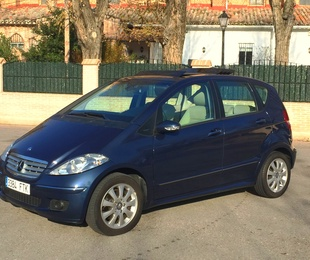 Mercedes Clase A200 CDI 140 cv Elegance
