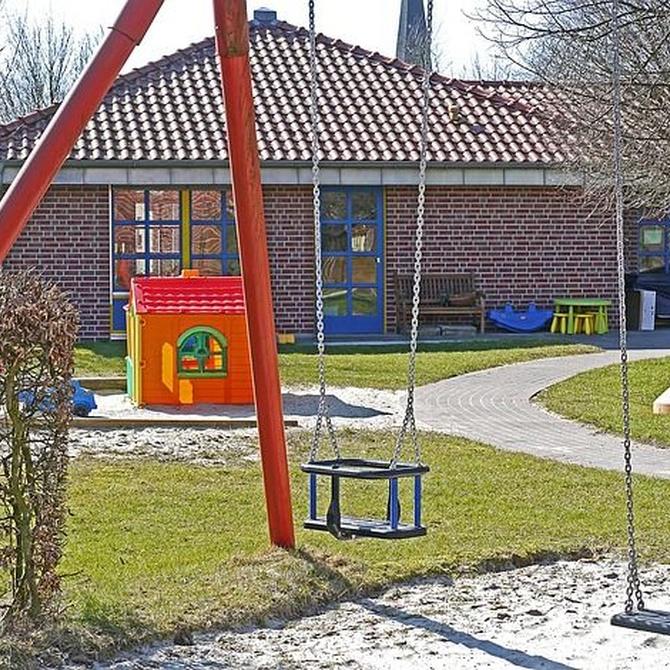 Estimula la creatividad de tu pequeño con un parque infantil