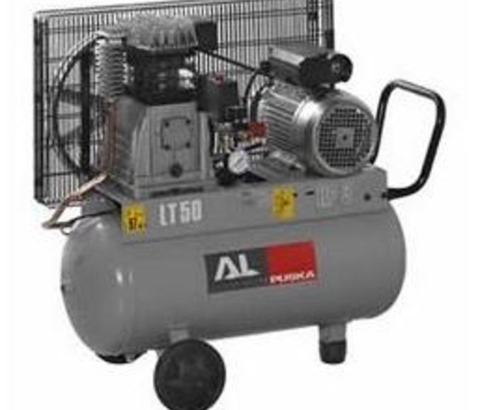 Compresores de pistón serie aluminium móviles regulación eléctrica